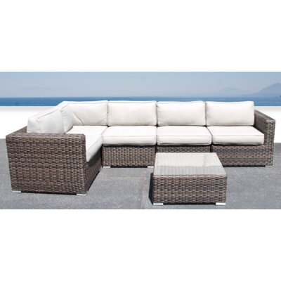 Whitmer 6 Piece Sectional Set with Cushions