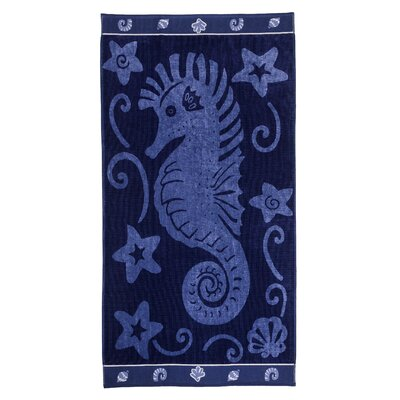 Sea Horse Beach Towel