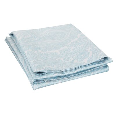 Impressions 600 Thread Count Pillowcase Color: Blue