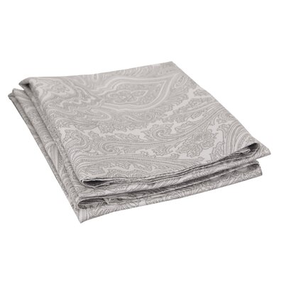 Impressions 600 Thread Count Pillowcase Color: Grey