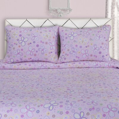 Amy Reversible Quilt Set Size: Full/Queen