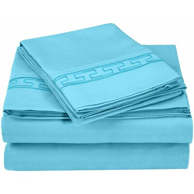 Chaffee 3000 Series Microfiber Sheet Set
