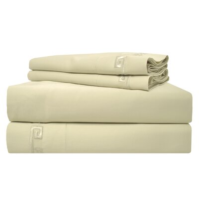 Premium 600 Thread Count Egyptian Quality Cotton Sheet Set Size: California King, Color: Sage