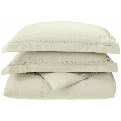 Reversible Duvet Set Size: Full / Queen, Color: Sage