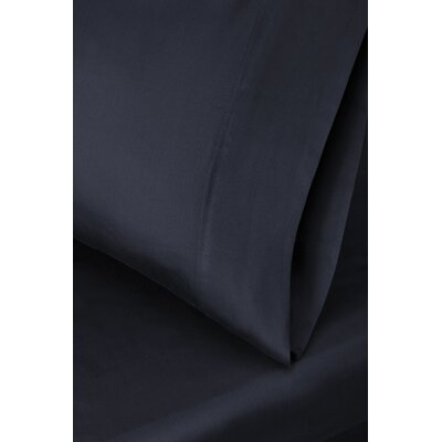 Elonso Pillow Case Size: King, Color: Navy Blue