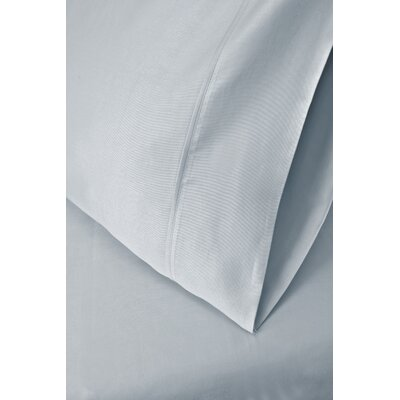 Elonso Pillow Case Size: King, Color: Light Blue