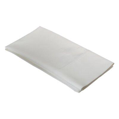 Ginther Cotton Blend 600 Thread Count Solid Pillowcase Size: Standard, Color: White