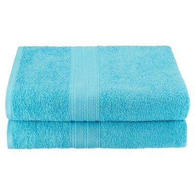 Bath Sheet Color: Turquoise