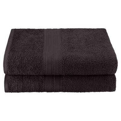 Bath Sheet Color: Black