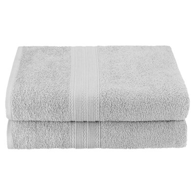 Bath Sheet Color: Silver