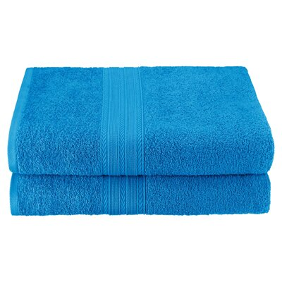 Bath Sheet Color: Aster Blue