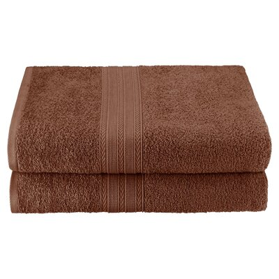 Bath Sheet Color: Brown