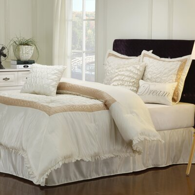 Dream 7 Piece Reversible Comforter Set