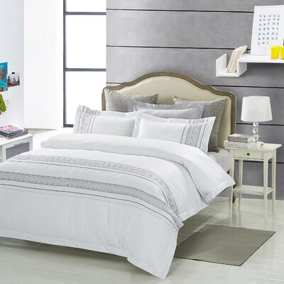 Superior Duvet Cover Set Size: Full/Queen