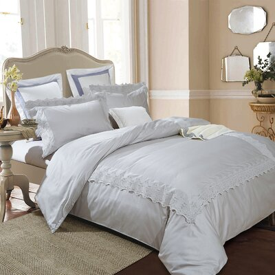Superior Duvet Cover Set Size: Twin/Twin XL