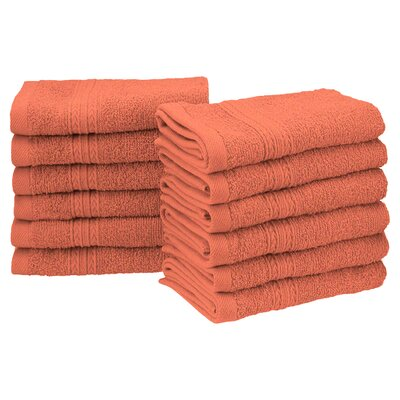 Springfield Washcloth Color: Coral