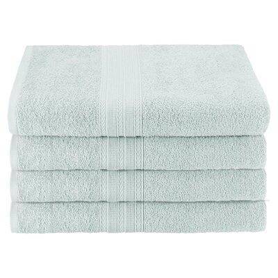 Springfield Bath Towel Color: Aqua Marine