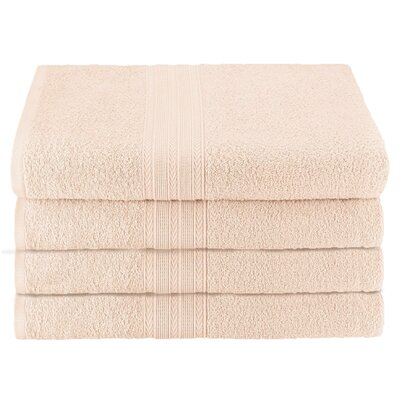 Ankara Bath Towel Color: Ivory