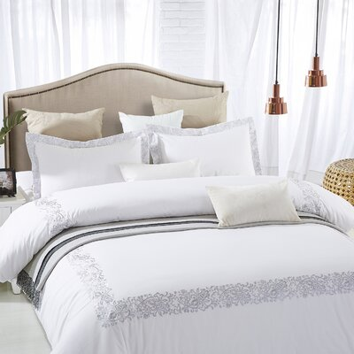 Moonlawn Duvet Cover Set Size: King/California King