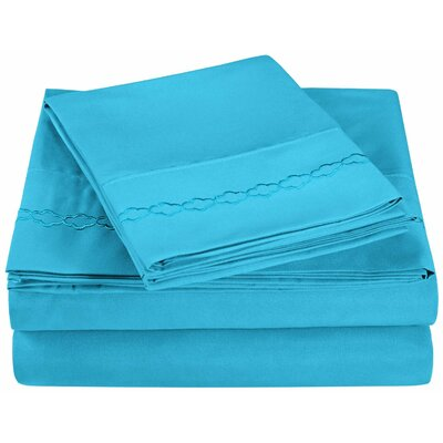Benito Microfiber Sheet Set