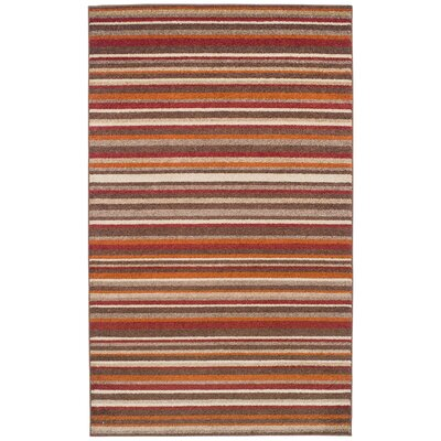 Horizon Brown Area Rug Rug Size: 8 x 10