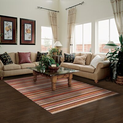 Horizon Brown Area Rug Rug Size: 5 x 8