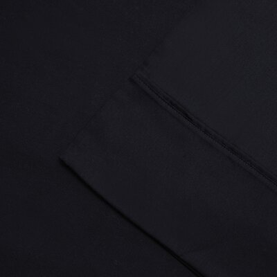 Cullen Pillow Case Color: Navy Blue, Size: King