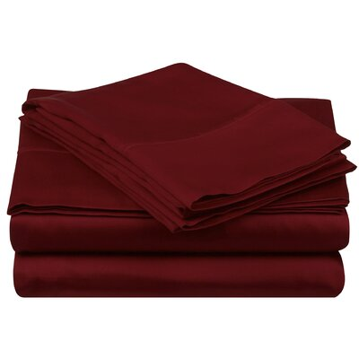Cullen 400 Thread Count 100% Cotton Sheet Set