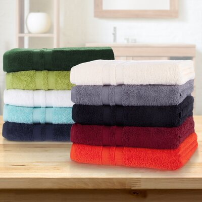 Superior Ultra Soft 6 Piece Towel Set