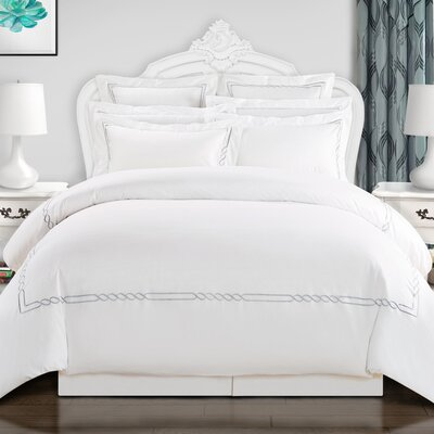 Lorenz Duvet Cover Set Size: Full/Queen