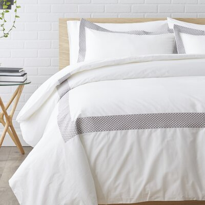 Glenmont Duvet Cover Set Size: Full/Queen