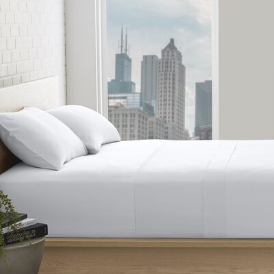 Superior 800 Thread Count 100% Egyptian-Quality Cotton Sheet Set Size: Full, Color: White