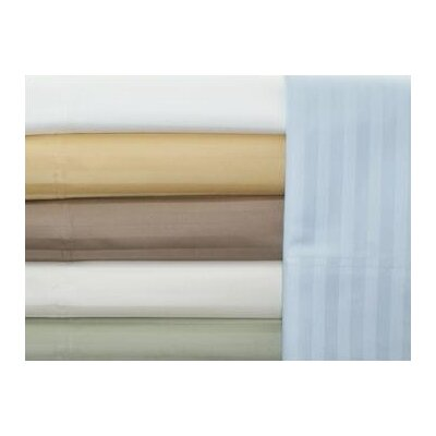 1200 Thread Count Egyptian-Quality Cotton Sheet Set Color: Light Blue, Size: Full