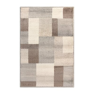 Svetlana Brown Area Rug Rug Size: 2 x 3