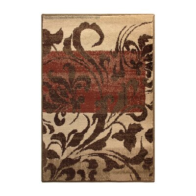 Cristal Beige/Brown Area Rug