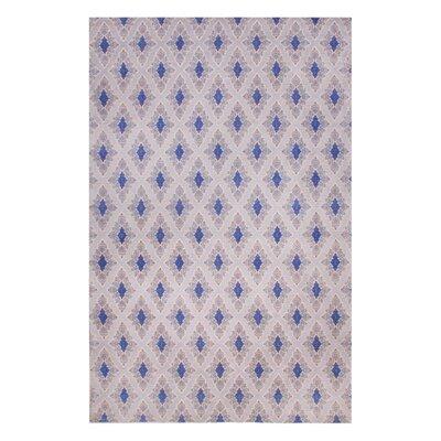 Rosalida Hand Woven Blue Area Rug Rug Size: 8 x 10