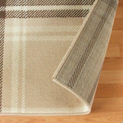 Ashley Beige Indoor Area Rug Rug Size: Rectangle 8 x 10