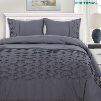 Garren Superior Down Alternative Comforter Set Size: Full/Queen