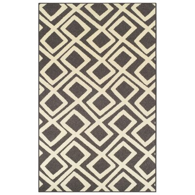 Darroll Flagstone Gray Area Rug Rug Size: Rectangle 5 x 8