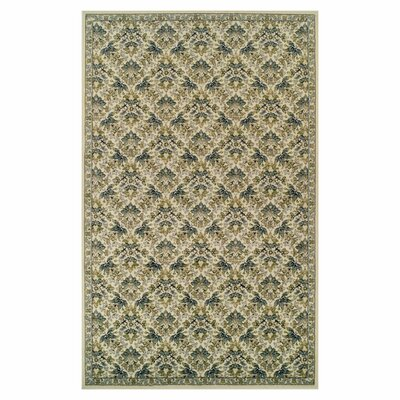 Andrea Beige Area Rug Rug Size: 4 x 6