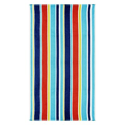 Striped Oversized Beach Towel