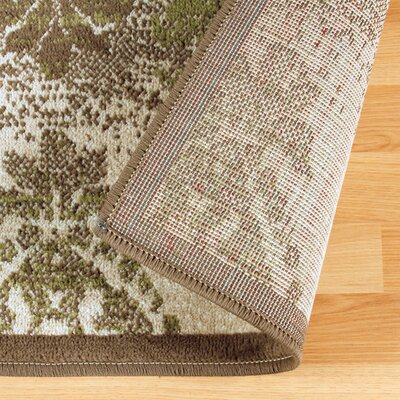 Ellen Brown Area Rug Rug Size: Rectangle 8 x 10