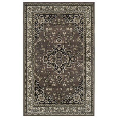 Callicoon Brown Area Rug Rug Size: 4 x 6