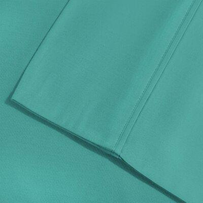 Harvel 1500 Thread Sheet Set Color: Teal, Size: California King