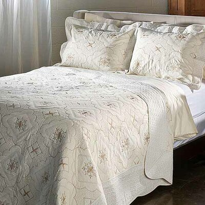 3 Piece Quilt Set Size: Twin