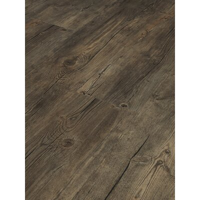 Alleyway 7 x 48 x 5mm Luxury Vinyl Plank in Aged Barnwood