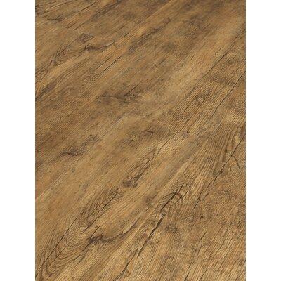Alleyway 7 x 48 x 5mm Luxury Vinyl Plank in Brickwood
