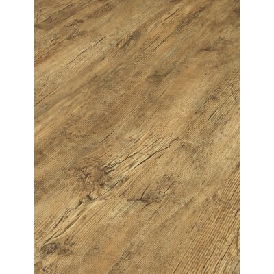 Desert Mountain 7 x 48 x 3mm Luxury Vinyl Plank in Brickwood