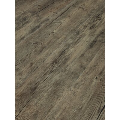 Desert Mountain 7 x 48 x 3mm Luxury Vinyl Plank in Distressed Barnwood