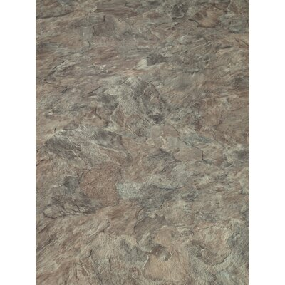 Desert Mountain 18 x 18 x 3mm Luxury Vinyl Tile in Sahara Slate
